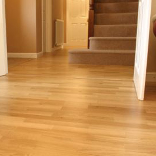 Laminated Wooden Floors Installation